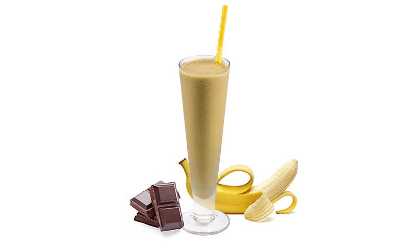 Frape Banana + Čokolada