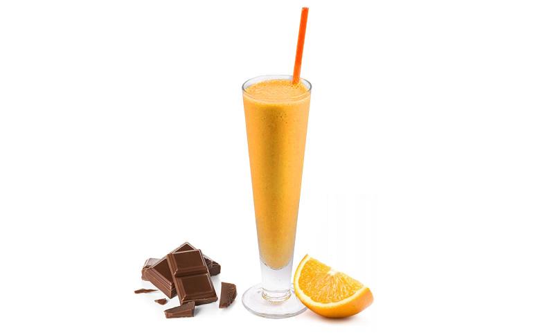 Frape Pomorandža + Čokolada