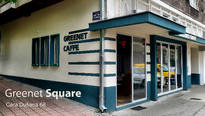 Greenet Square