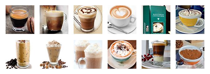 Naše kafe